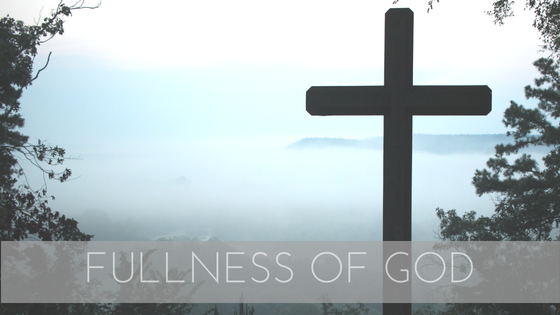 fullness of God - Mike Hohenstein - glory cycle - psalm 50