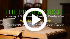 paradigm one - prayer circle - oneness with God