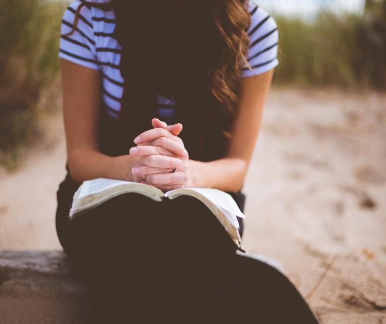 Pray Scripture